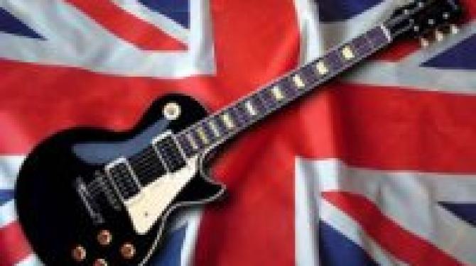Britische Rockbands