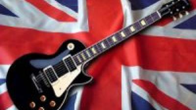 British rock bands