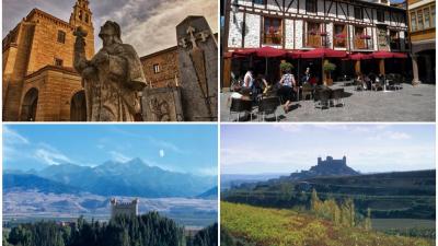 Die schönsten Dörfer von La Rioja