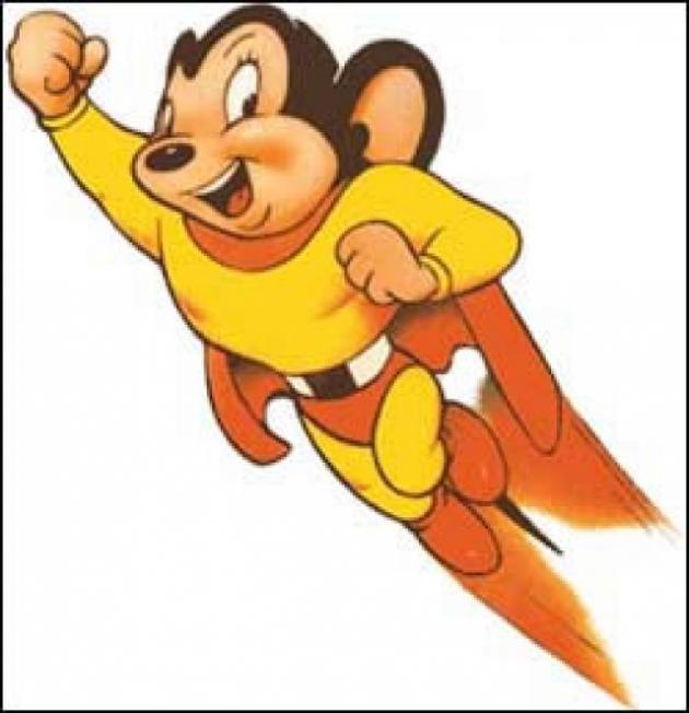 Супер мышь