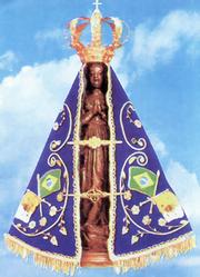 The Aparecida Virgin of Brazil