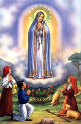The Virgin of Fatima