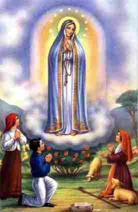 The Virgin of Fatima