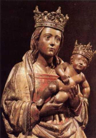 The Virgin of the Albudena