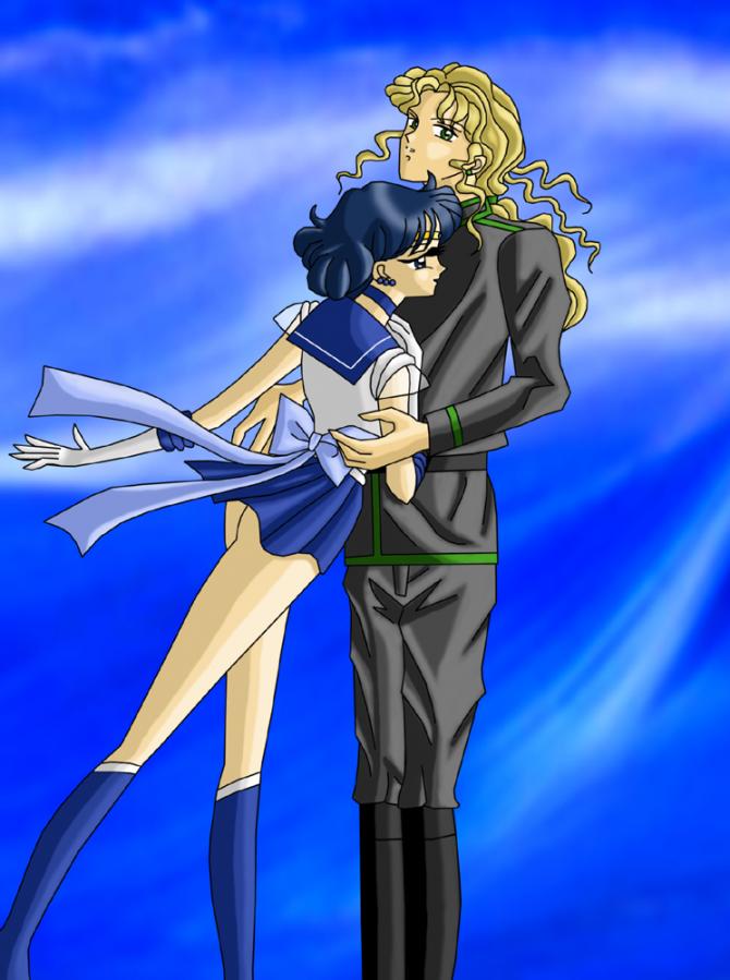 Ami Mizuno e Zoicite