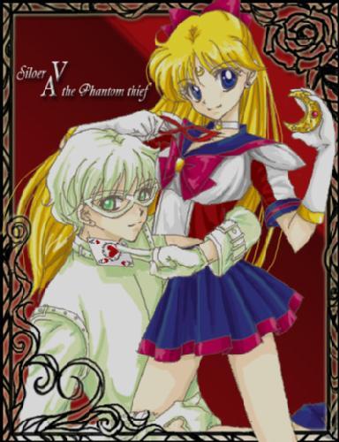 Minako Aino e Kaitou Ace