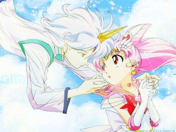 Rini Tsukino e Helios