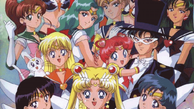 The best couples of Sailor Moon