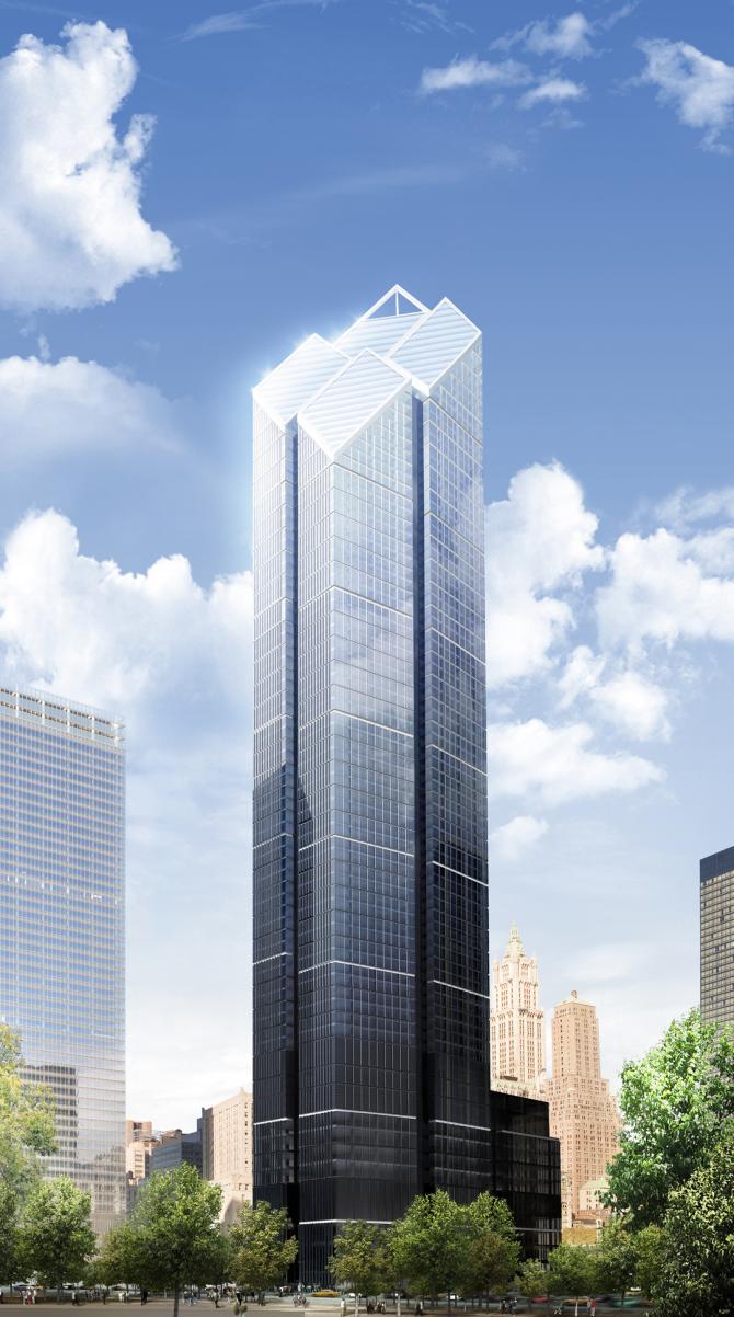 200 Greenwich Street, Всемирный торговый центр Нью-Йорка (США)