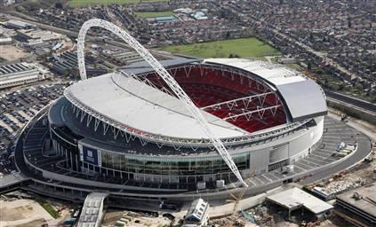 Стадион Уэмбли, Лондон (Великобритания)