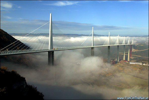 Виадук Мийо (Франция) - самый высокий мост в мире