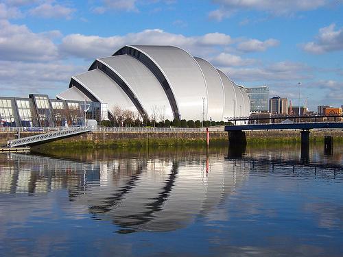 Национальная Арена Шотландия в Глазго (Великобритания)