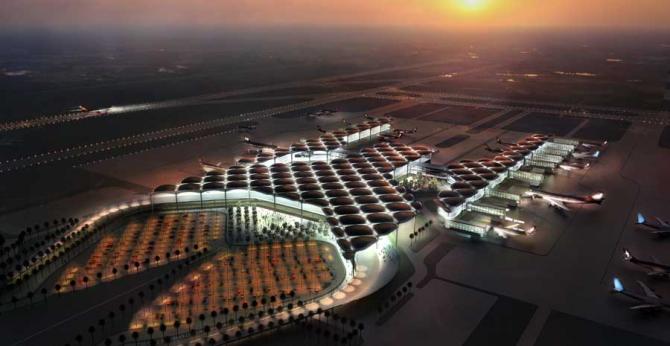 Международный Аэропорт Королева Алия Амман (Иордания)