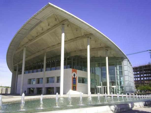 Конгресс-центр Валенсии (Испания)