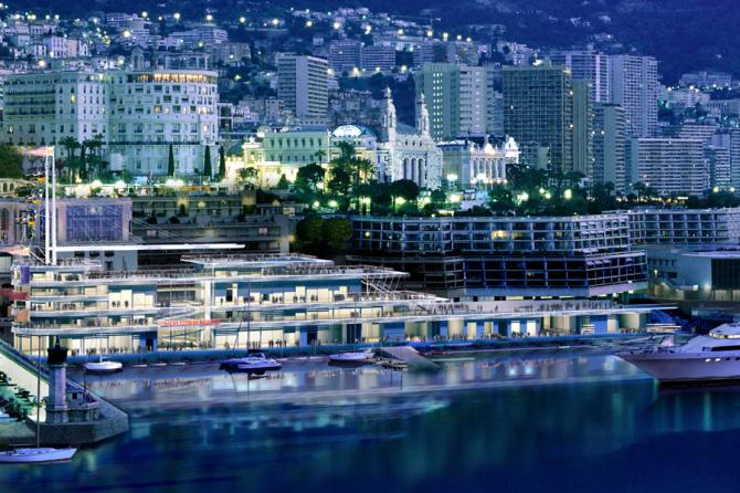 Яхт-клуб Монако (Монако)