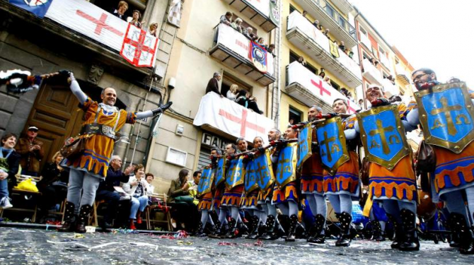 As melhores festas da Espanha