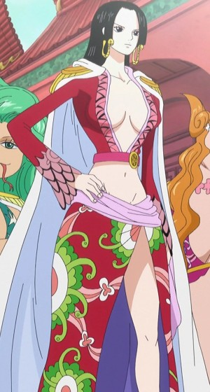 Boa Hancock (Pirate Empress or Snake Princess) (One Piece)