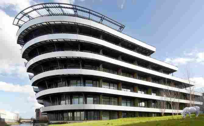 Budenberg Haus de Mancherter (UK)