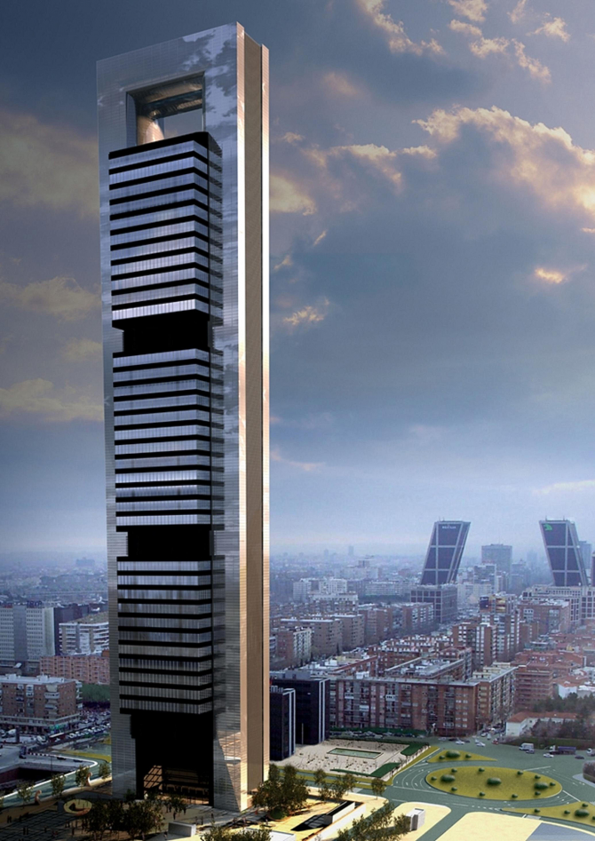 Caja Madrid Tower (Spain)