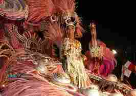 Carnival in the Canary Islands (Tenerife)