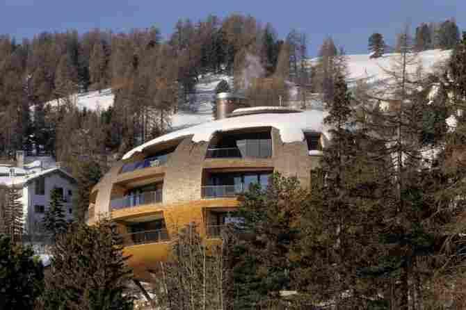 Chiesa Futura de Saint Moritz (Switzerland)