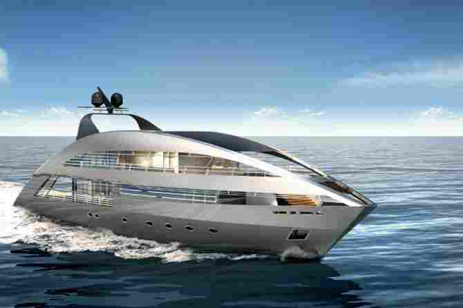 Design of the YachtPlus 40 Signature Series Boat Fleet (UK)