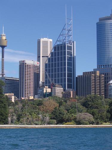 Deutsche Bank Place Sydney (Австралия)