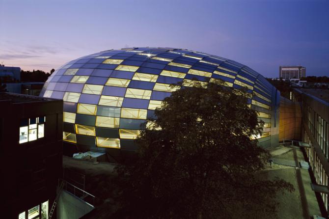 Free University in Berlin (Germany)
