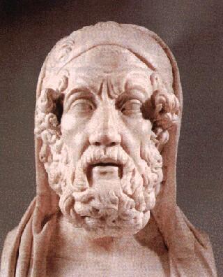 Homero (século VIII aC)