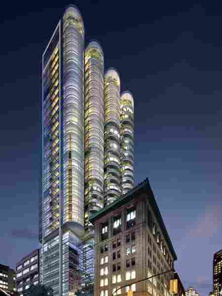 Jameson House in Vancouver (Canada)