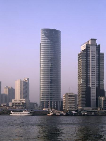 Jiushi Corporation Headquarters in Shanghai (China)