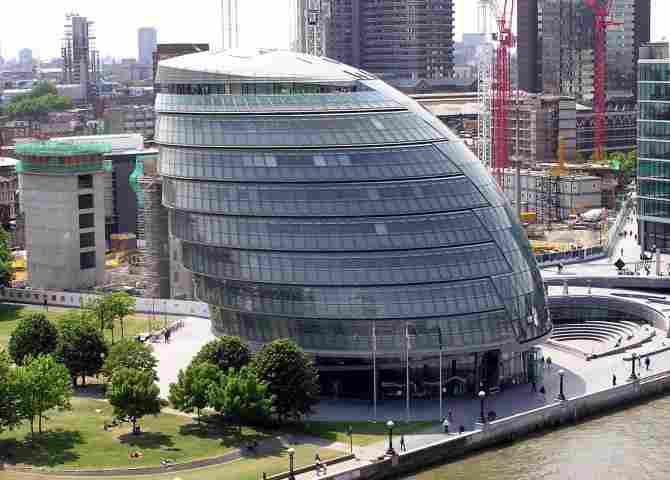 London City Hall (UK)