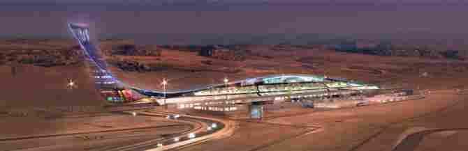 Motor City of Aragon (Spain)