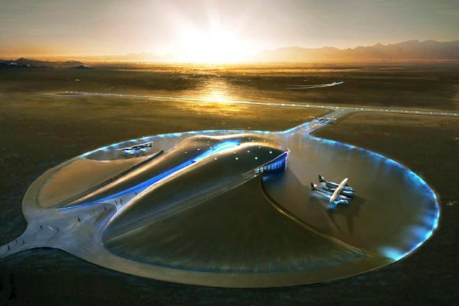 New Mexico Spaceport America (USA)