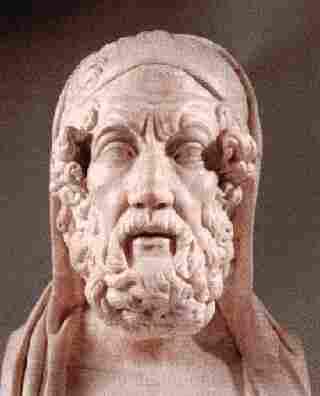 Omero (VIII secolo a.C.)