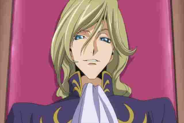 Prince Clovis (Code Geass)