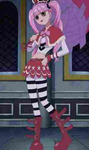 Princess Perona (One Piece)