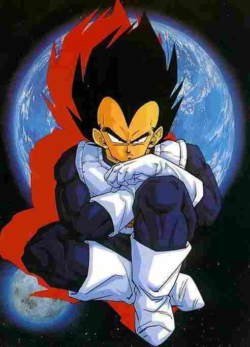 Principe Vegeta (Dragon Ball Z)