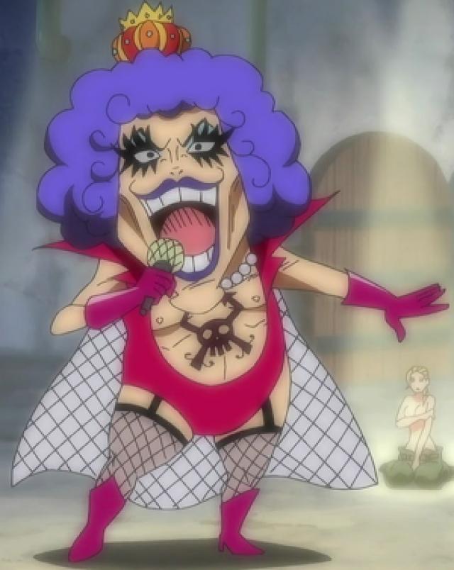 Queen Ivankov (One Piece)