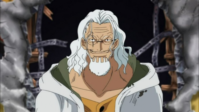 Rayleigh the Dark King (One Piece)