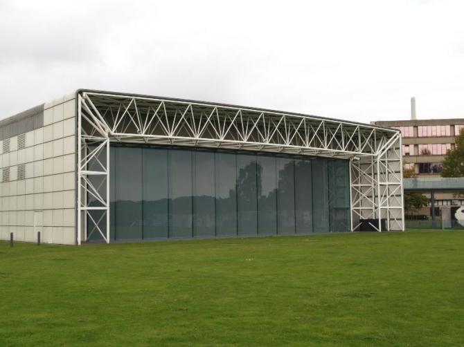 Sainsbury center for visual arts (UK)