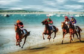Sanlúcar horse races