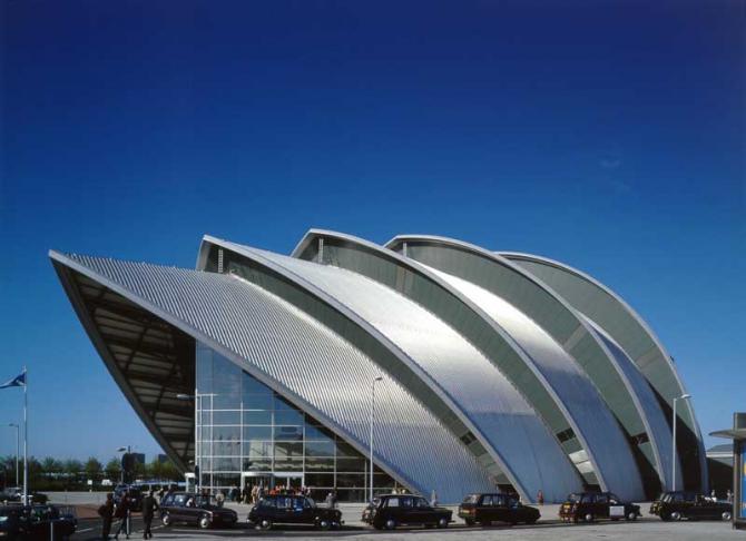 Конференц-центр SECC Глазго (Великобритания)
