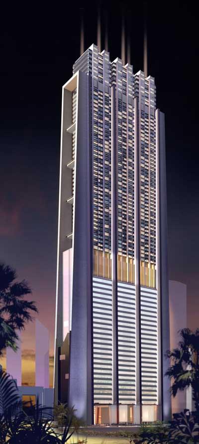 The Index of Dubai (UAE)
