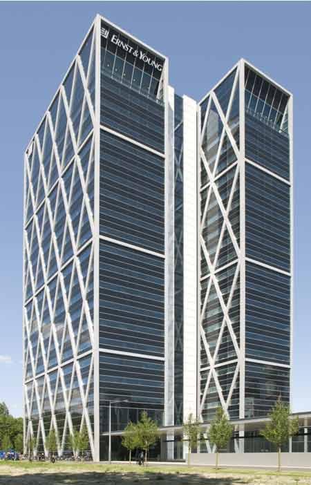 Vivaldi Towers of Amsterdam (Holland)