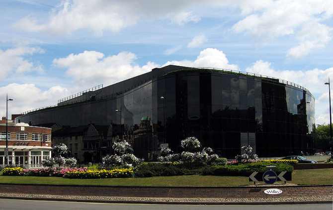 Willis Faber & Dumas Headquarters (UK)
