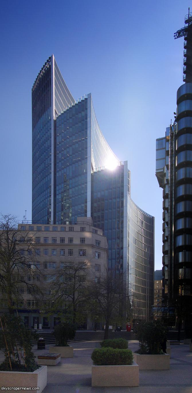 Willis HQ, Лайм Стрит, Лондон (Великобритания)