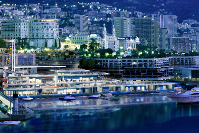 Yacht Club of Monaco (Monaco)