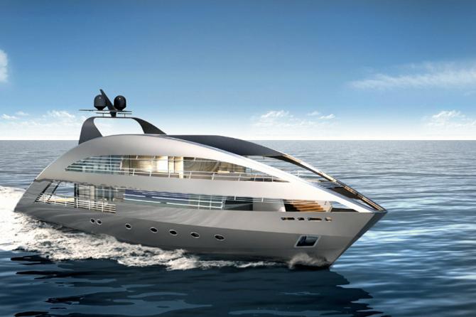 Дизайн яхтенного флота серии YachtPlus 40 (Великобритания)
