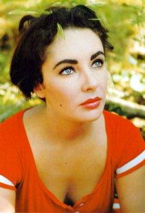 1. Antes de fazer filmes, Elizabeth tinha uma loja de limonada no sul da Califórnia.